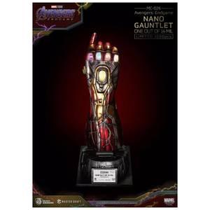 Beast Kingdom Avengers: Endgame Nano Gauntlet 1/14000605 Master Craft Statue