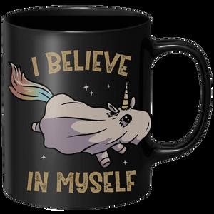 I Believe In Myself Mug - Black