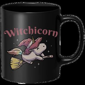 Witchicorn Mug - Black