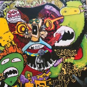 Schoolly D - Cuz Schoolly D Is Crazy LP