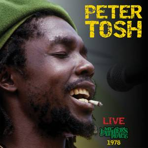 Peter Tosh - Live At My Father's Place LP