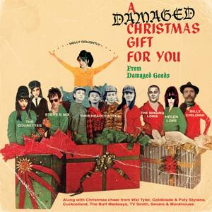 A Damaged Christmas Gift For You LP