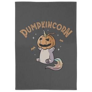Pumpkincorn Tea Towel