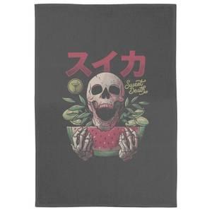 Sweet Death Tea Towel