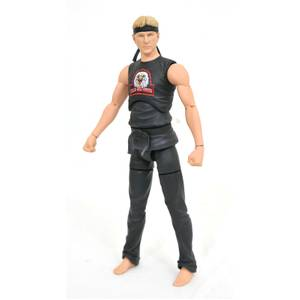 Diamond Select Cobra Kai Deluxe Action Figure - Eagle Fang Johnny Lawrence