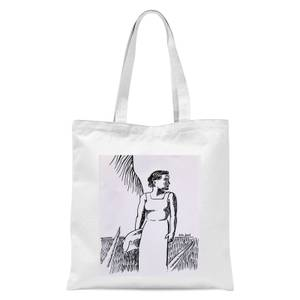 I Didn't Know About You Tote Bag - White