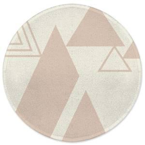 Pyramidspel Round Bath Mat
