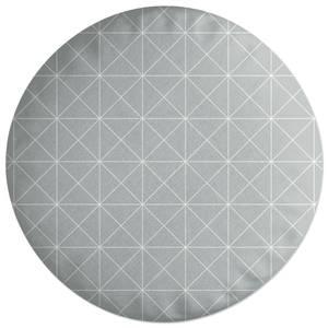 Okseskaft Round Cushion