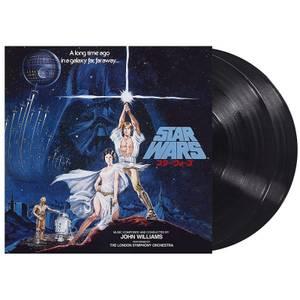 John Williams - Star Wars: A New Hope - Original Soundtrack 2LP Japanese Edition