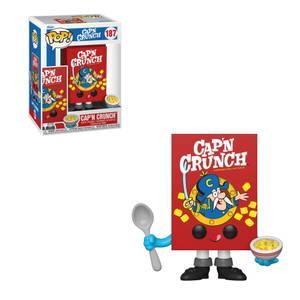 Cap'N Crunch Cereal Box Funko Pop! Vinyl