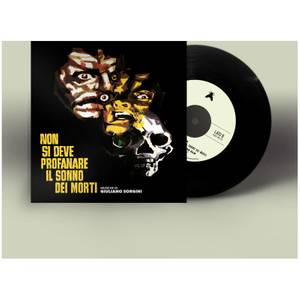 Four Flies Records - Non si deve profanare il sonno dei morti 7'' Vinyl