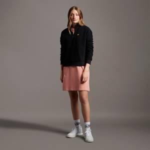 T-shirt Dress - Warm Rose