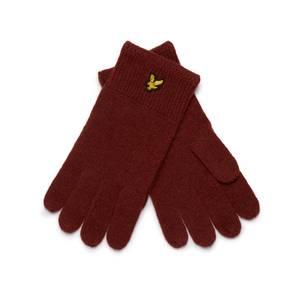 Racked rib gloves - Rust