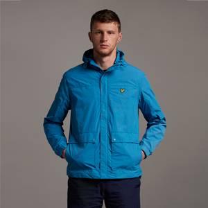 Hooded Pocket Jacket - Yale Blue
