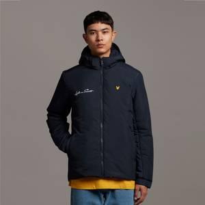 Archive Embroidered Jacket - Dark Navy