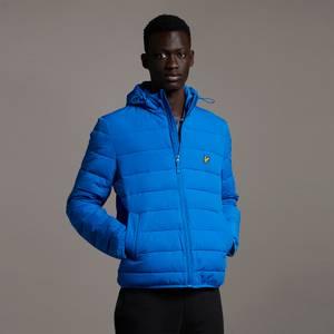 Lightweight Puffer Jacket - Bright Blue