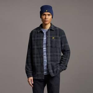 Fleece Overshirt - Charcoal