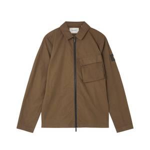 Casuals Pocket Overshirt - Olive