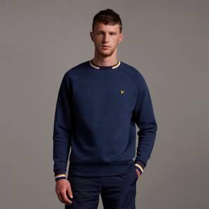 Double Tipped Sweatshirt - Navy