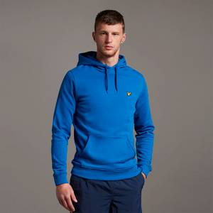 Pullover Hoodie - Bright Blue