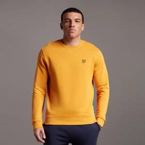Crew Neck Sweatshirt - Sunflower