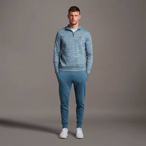 Skinny Sweatpant - Slate Blue