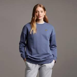 Oversized Sweatshirt - Nightshade Blue