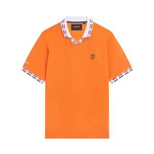 Netherlands Polo Shirt - Netherlands Orange