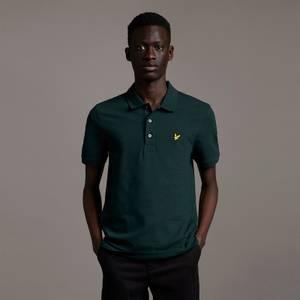 Plain Polo Shirt - Dark Green