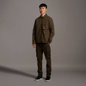 Casuals Cargo Trousers - Olive