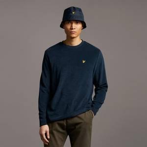 LS Boucle T-shirt - Dark Navy