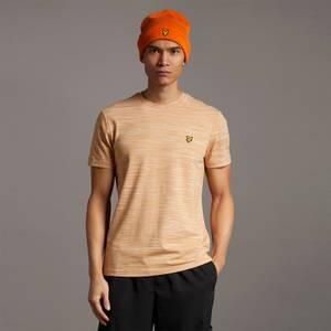 Space Dye T-shirt - Tan