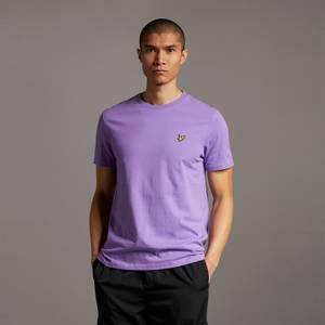 Plain T-Shirt - Amethyst