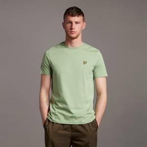 Plain T-Shirt - Fern Green