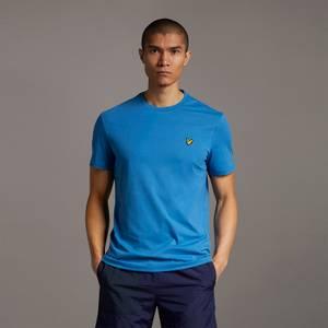 Plain T-Shirt - Yale Blue