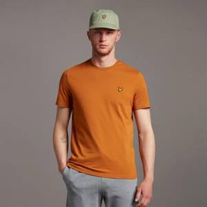 Plain T-Shirt - Cider Brown