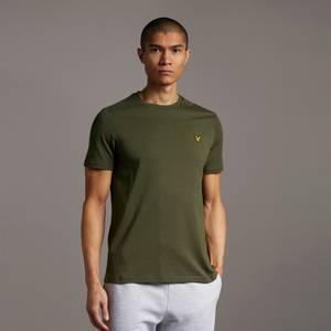 Plain T-Shirt - Olive