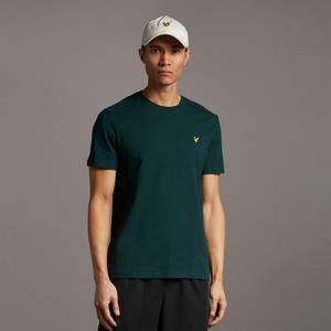 Plain T-Shirt - Dark Green