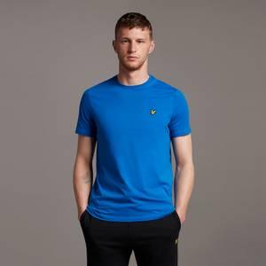 Plain T-Shirt - Bright Blue