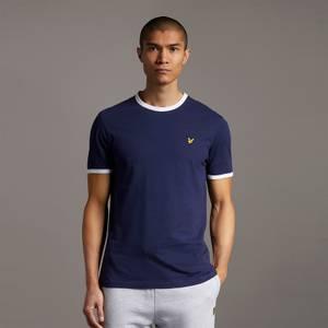 Ringer T-Shirt - Navy/White