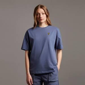 Oversized T-shirt - Nightshade Blue