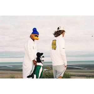 Golfickers Tee - White