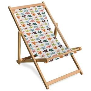 Retro Garden Deck Chair