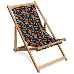 Resting Rave Deck Chair