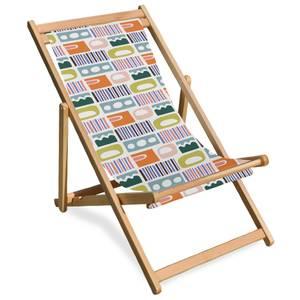 Summer Streets Deck Chair