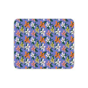 Flowers In The Wind Mouse Mat