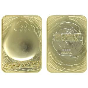Fanattik: Yu-Gi-Oh! Limited Edition 24K Gold Plated Collectible - Marshmallon