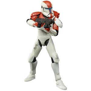 Hasbro Star Wars The Black Series Gaming Greats RC-1138 (Boss) 6 Inch Action Figure