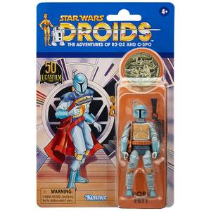 Hasbro Star Wars The Vintage Collection Boba Fett Action Figure