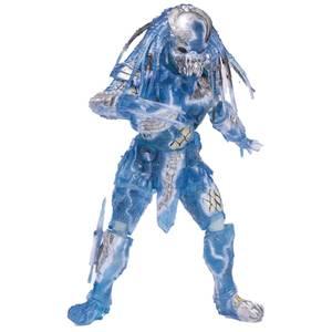 HIYA Toys Alien Vs. Predator Exquisite Mini 1/18 Scale Figure - Active Camouflage Celtic Predator
